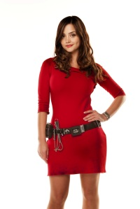 Doctor Who Jenna Louise Coleman