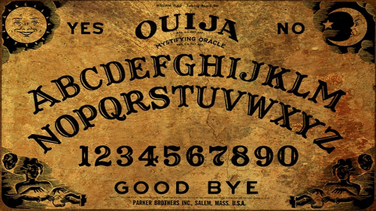 secrets of the ouija board read by kevin