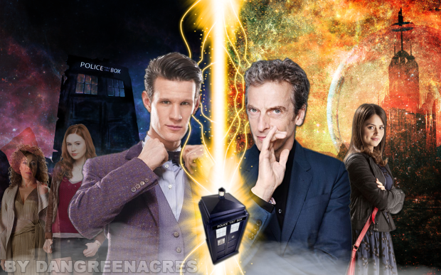matt_smith_peter_capaldi_regeneration_by_dangreenacres-d6hmfuz