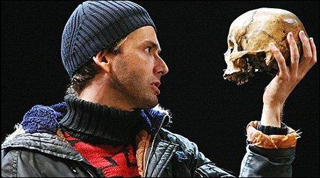 Tennant Hamlet Yorick