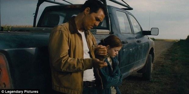 McConaughey daughter
