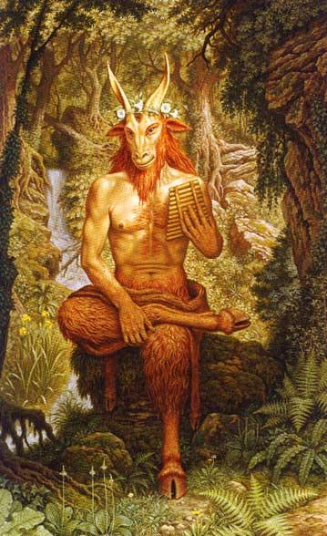 Pan myth