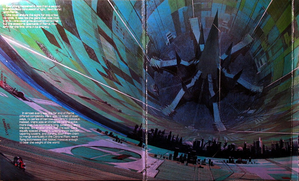 Read This Book Rendezvous With Rama Read By Kevin